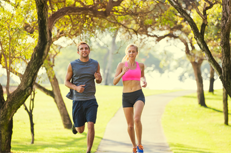 Jogging with your Partner can Increase Your Chances of Losing Weight