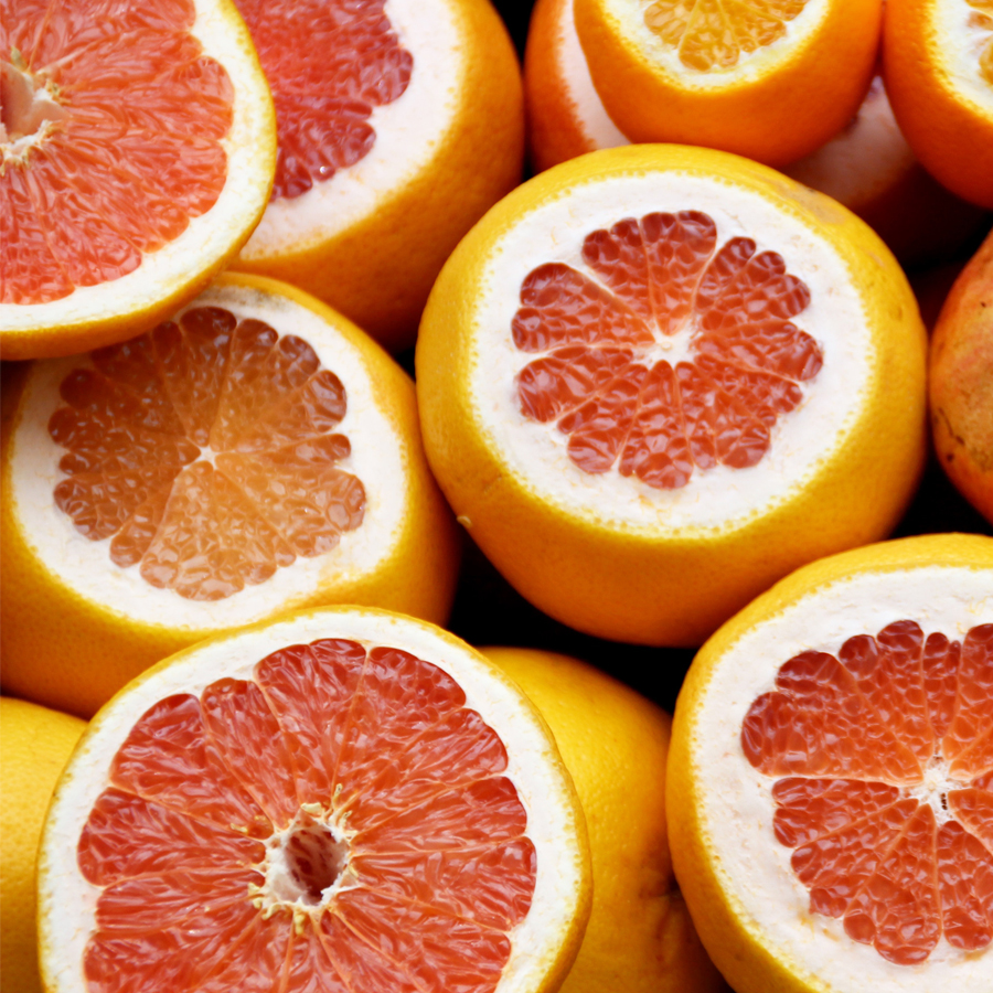 Winter Citrus to Brighten Your Skin