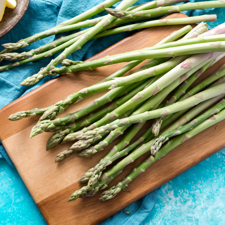 We Are All About Asparagus