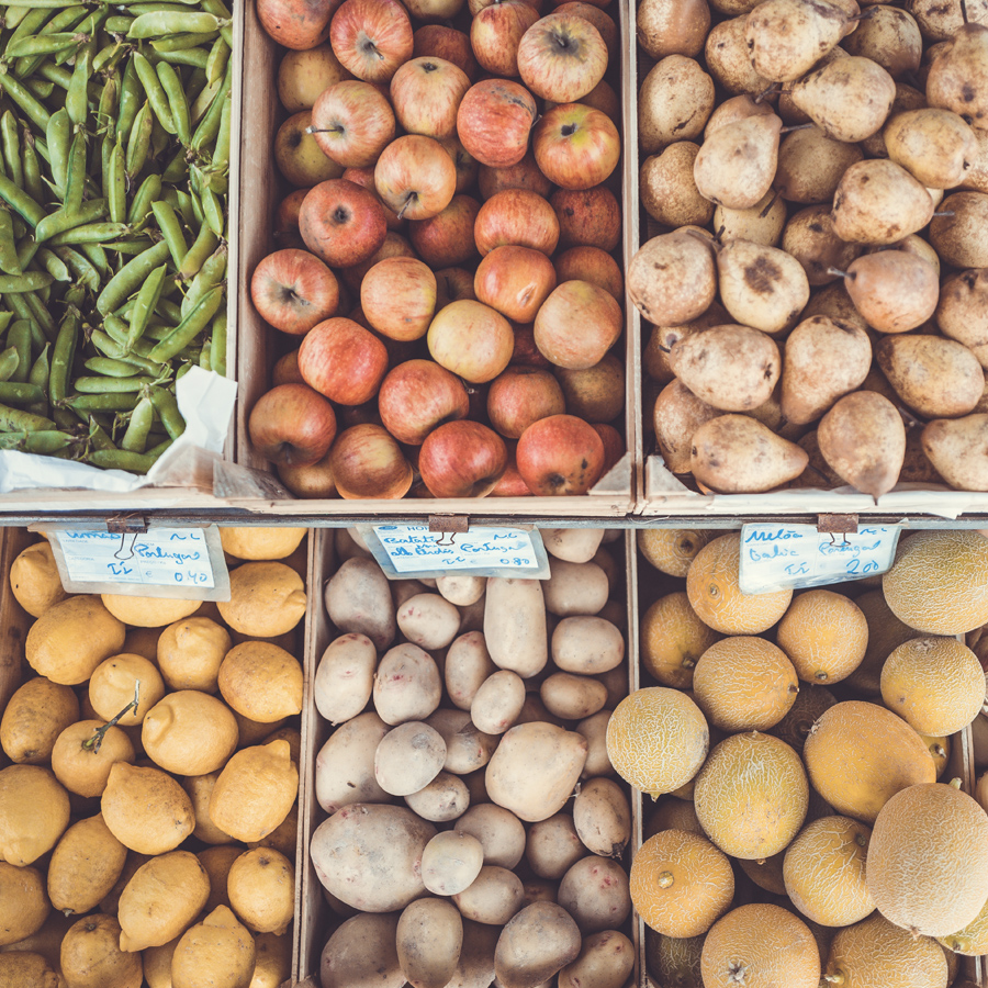 Shopping Tips for Farmer's Market