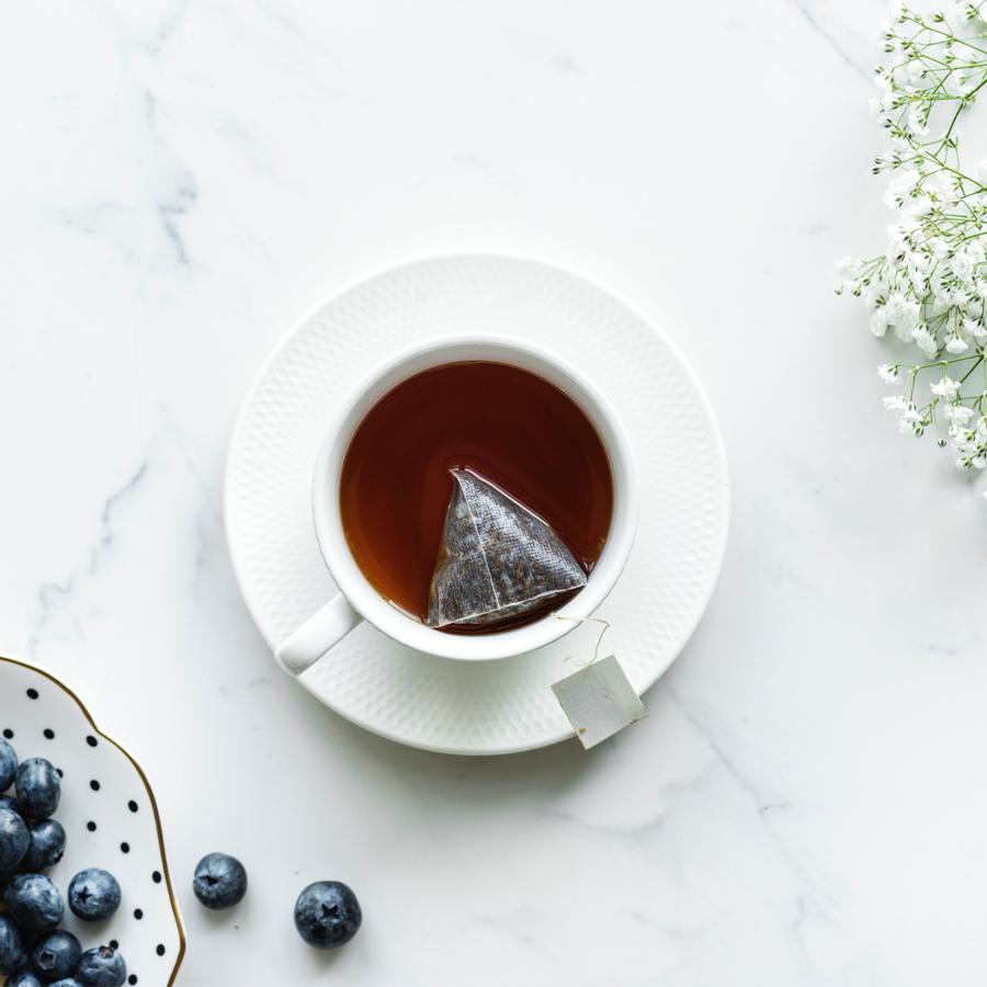 Hello to Herbal Tea