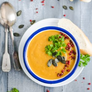 Soups for January