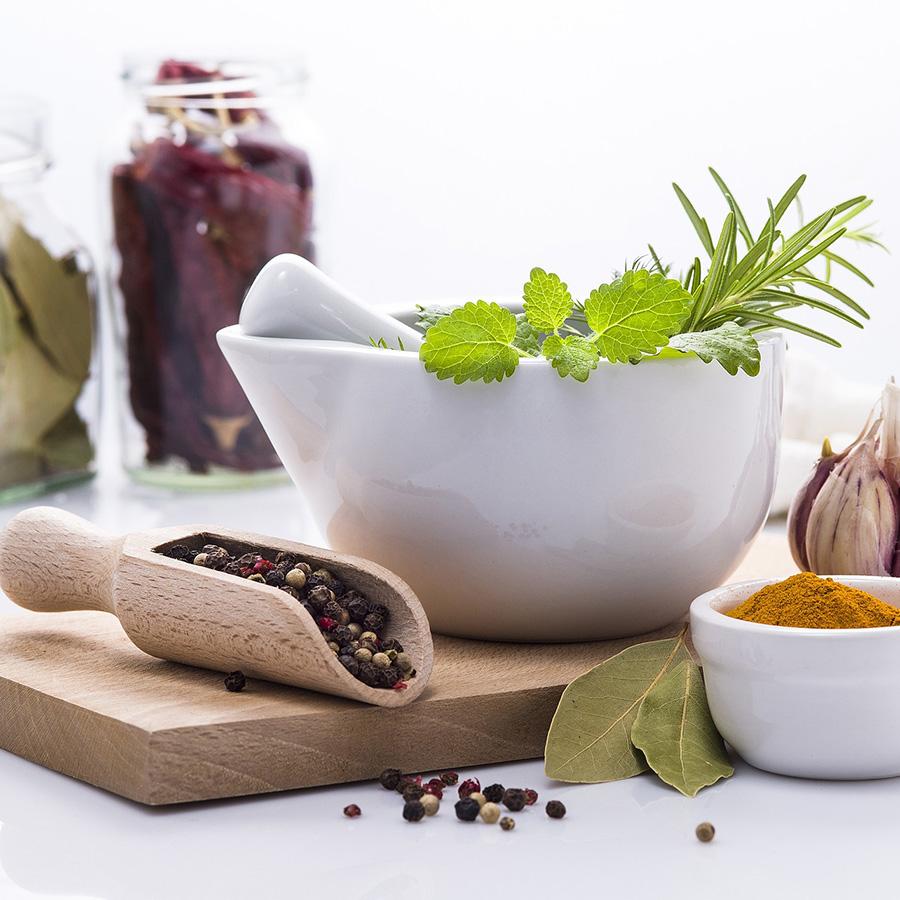Bitter Herbs for Better Health
