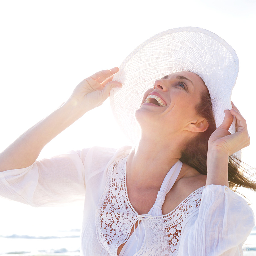 6 Simple Solutions for Summer Hot Flashes