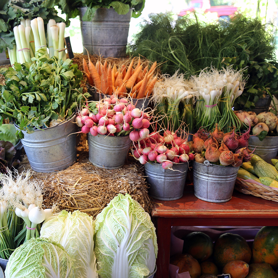 Make the Most of Farmers Markets