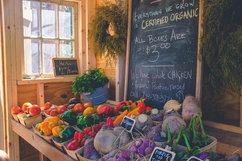 Organics and Earth Day