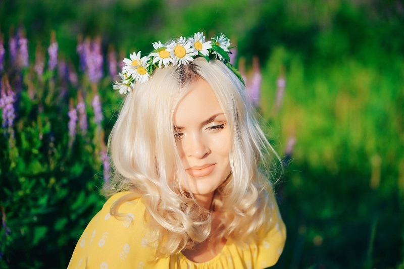 Chamomile to Maintain Healthier Skin and Hair