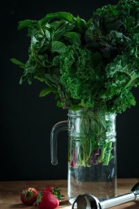 Fill Up on Leafy Greens for National Nutrition Month